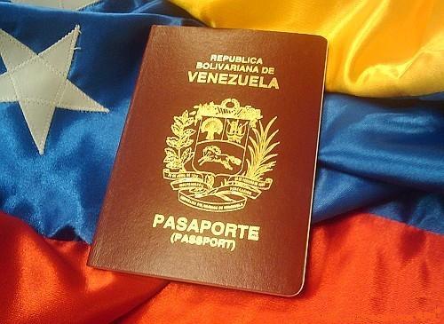 Aumenta el costo del pasaporte a 1.524 bolívares