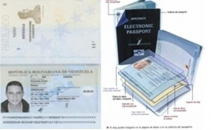 imagen pasaporte venezolano