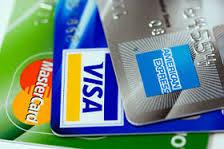 Problemas con tarjetas de crédito?